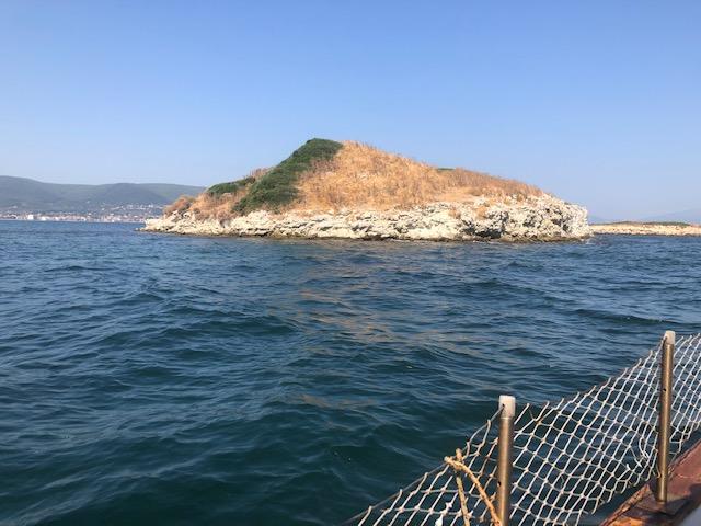 Urla adaları tekerlemesi